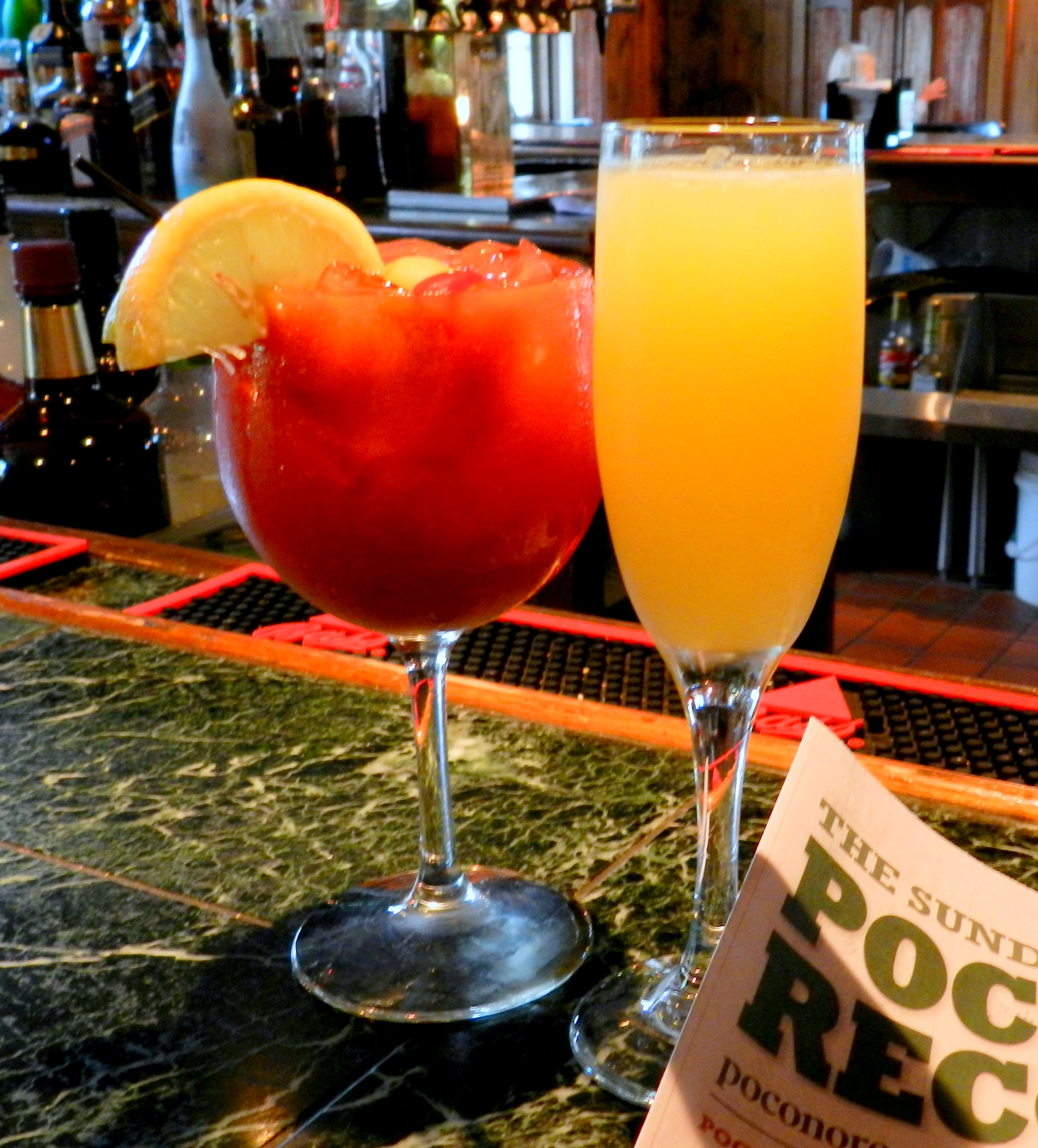 DSCN6985Sunday Brunch Drinks