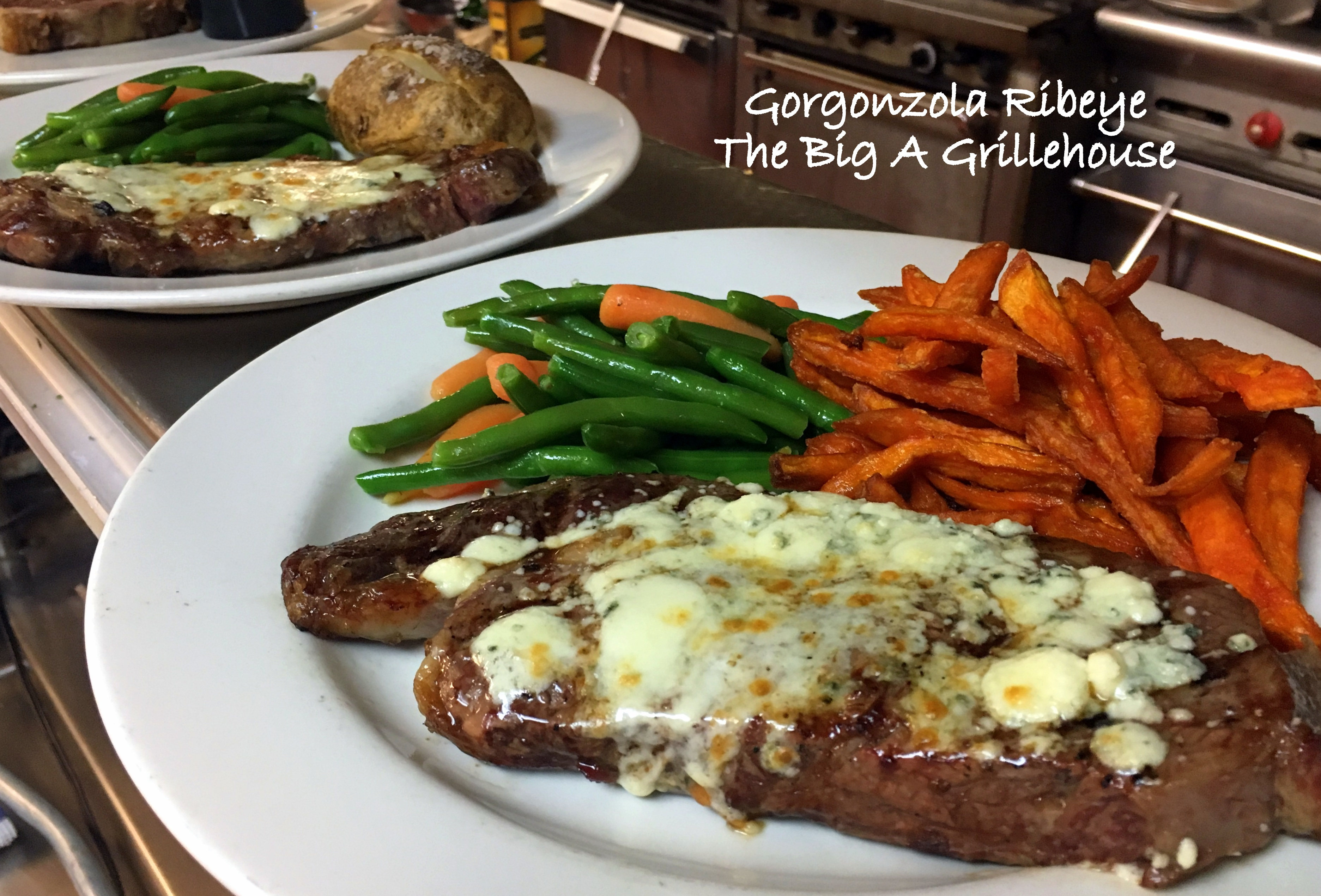 The Big A Grillehouse