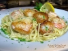 Shrimp & Scallop Scampi_3